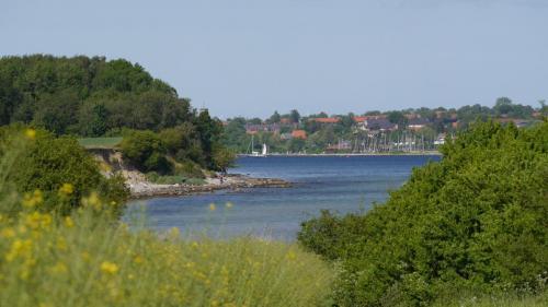 Idyllische Natur in der Lübecker Bucht